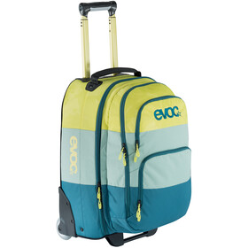 EVOC Terminal Travel Luggage 40l+20l colourful